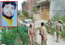 Lucknow: Property dealer shot dead, a crook arrested