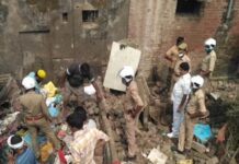 Lucknow: Dynamite explosion, 1 killed, 2 injured, many houses flown