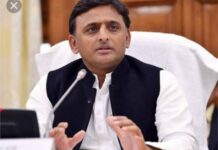 Akhilesh's attack on the government, said - Noida film city plan will prove like a flop film