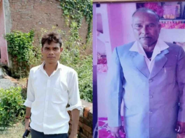 Kannauj: Father dies after police brutally beating son, son unconscious