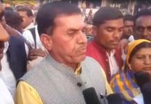 Madhya Pradesh: Congress MLA Govardhan Singh Dangi dies due to corona