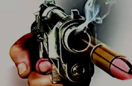 Gabbar shoots a street dog, arrested