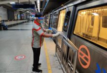 Delhi: Metro gets green signal, will pick up speed from 7th September, these rules have to be followed