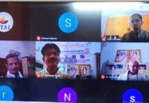 E-web seminar organized on the occasion of Teachers' Day in Maharishi Mahesh Yogi Vedic University