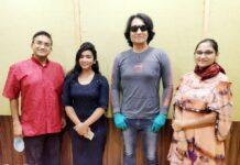 Recording of Bhojpuri film Saiyan Hamar Thanedar Sahab's songs concluded in Mumbai