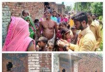 Lucknow: Panics in Bakshi Ka Talab, Daroga Babu Dabangai to the villagers