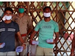 Farrukhabad: two accused arrested for cheating millions of soldiers