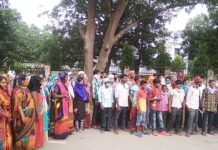 Kushinagar: The family members of the deceased accused the accomplices of murder