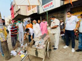 Kasganj: Prime Minister Narendra Modi's birthday celebrated as Seva Week