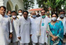 Surkhi's former MLA Parul Sahu joins Congress, big blow to BJP