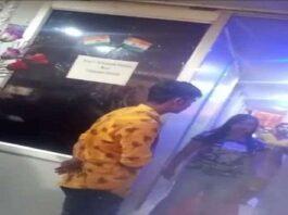 Spa center Gulzar before Taj Mahal unlock, girls doing catwalk in front of customers, video goes viral