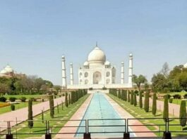 Taj Mahal opened after 6 months, 'Wah Taj' buzzed in the campus, a wave of happiness among the tourism businessmen
