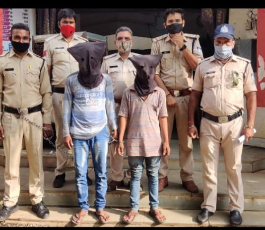 Youth caught in auto attacked with knife, robbed, Kuthal police arrested accused in few hours