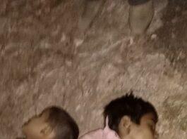 Drunk Kalyugi father strangled two innocents