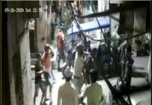 Police arrested the boys who came to Delhi with the intention of killing, the whole incident was captured in CCTV