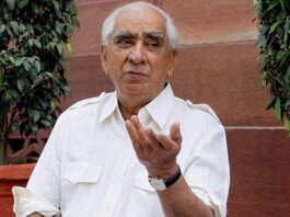 New Delhi: Jaswant Singh dies as minister in Vajpayee government