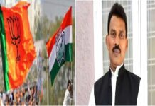 Minister Silavat competes to take credit for war, BJP and Congress for campaign clean
