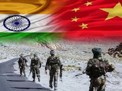 India-China soldiers face to face again, tension on L.A.C.