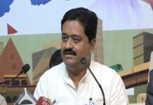 Former cabinet minister MLA Sukhdev Panse ji Corona positive