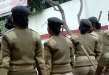 Soldier broke into constable's house on wife's sit-in