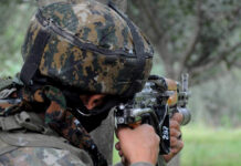 Jammu and Kashmir: Kashmir zone police killed two Lashkar-e-Taiba terrorists, search operation continues